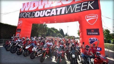Световна седмица на DUCATI 2016
