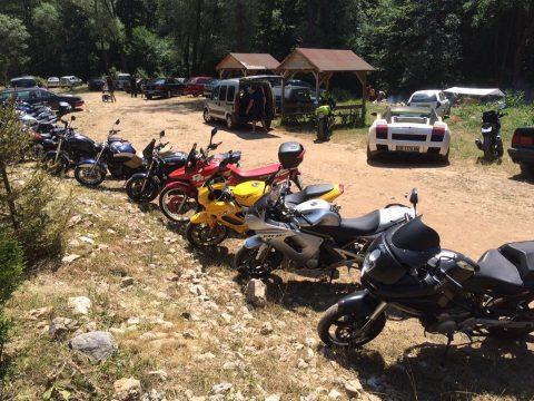 20 начинаещи мотористи се включиха в поредното издание на Newbie Ride 2016