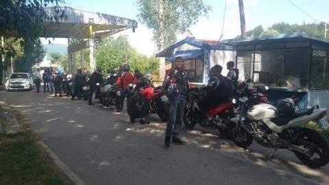 Newbie Riders-ите на SR се разходиха до Сърбия
