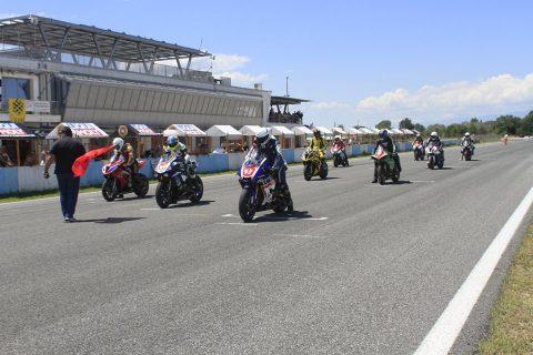 Мотоциклетизъм на писта: Надпреварата в Серес през погледа на българските състезатели