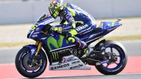 MotoGP: Валентино Роси триумфира в Барселона