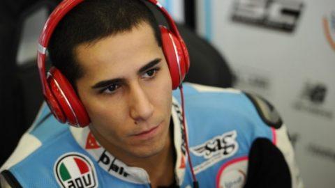Трагедия! Загина състезателят в Moto2 Луис Салом