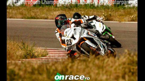 """Мотоциклетизъм на писта: Временно класиране преди 7мия кръг от Балканското на """"Серес"""""""
