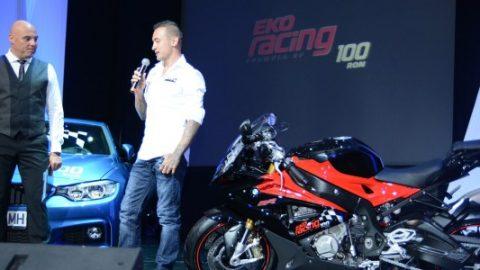 Представиха EKO Racing 100 с уникална 3D премиера