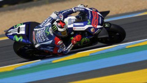 MotoGP: Лоренсо стартира от пол-позишън в Гран при на Франция