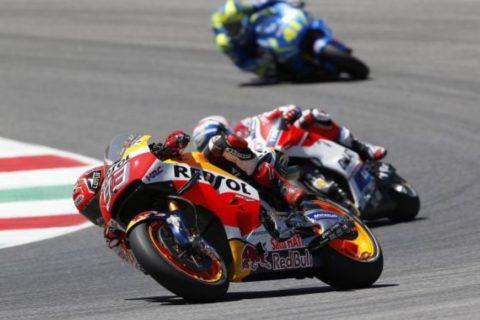 MotoGP: Маркес взе квалификацията в Барселона