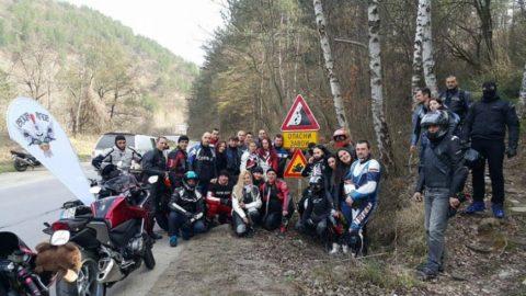 Кампания за намаляване на инцидентите с пострадали мотоциклетисти набира сила