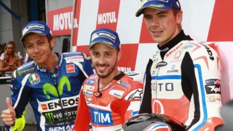 """MotoGP: Довициозо стартира от пол-позишън след мокра квалификация на """"Асен"""""""