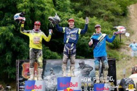 5-та титла за Греъм Джарвис в Red Bull Romaniacs