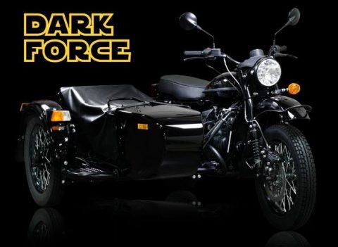 Ural Dark Force Limited Edition