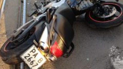 Отново пострадал моторист след непозволен обратен завой от страна на друг шофьор