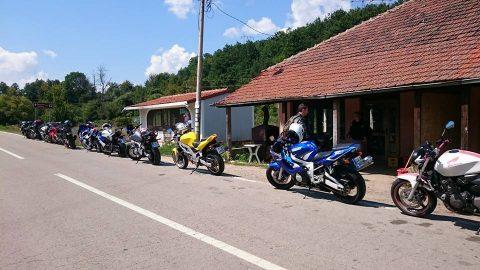 SR-Newbie Ride 2016: Власинското езеро, волуме 2!
