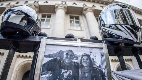 40 дни от трагедията с Бойко и Таня край Драгоман