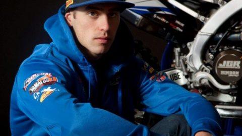 Стоян Рашков ще кара и на финала на световното по мотокрос