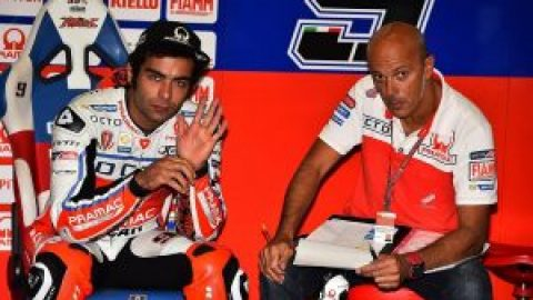 MotoGP: Данило Петручи наказан с 3 места за стартовата решетка на Чехия