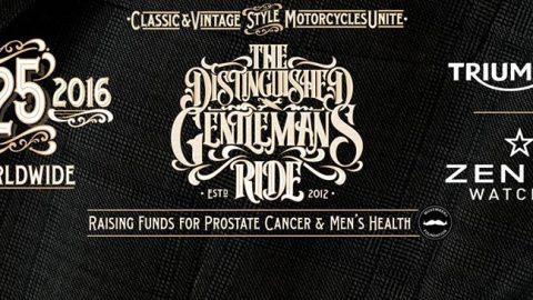 Утре България се включва в международната благотворителна инициатива Distinguished Gentlemen's Ride