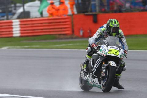 """MotoGP: Кол Кръчлоу потегля от пол-позишън на домашната """"Силвърстоун"""""""