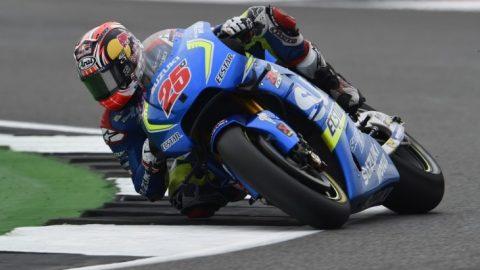 """MotoGP: Невероятна победа на Маверик Винялес на """"Силвърстоун"""""""