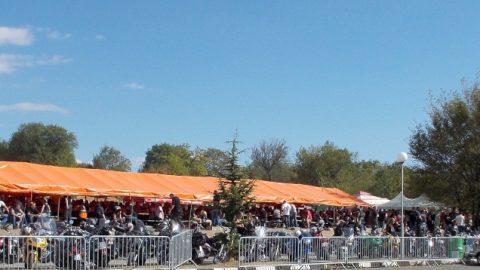 Назад към уикенда: Над 5000 мотористи закриха подобаващо сезона на мото-съборите в Сопот