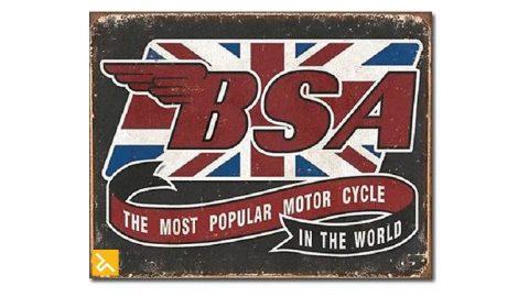 Възраждат BSA в Индия?