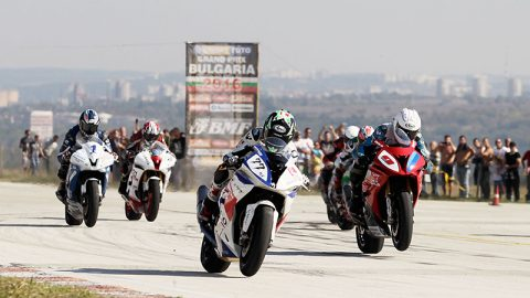 SSP600 и Superbike: Победи за Георгиев и Чой, балкански титли за Паскота и Кънчев
