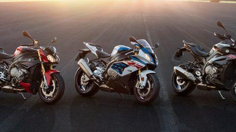 BMW Motorrad показа обновеното семейство S1000 на Intermot 2016