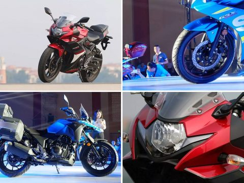 Suzuki ще представи два 250 сс модела на EICMA 2016