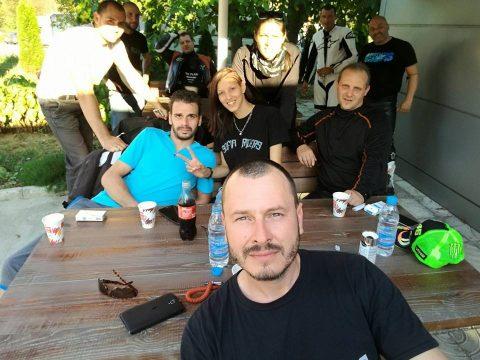 Александър Бакалов: За Масовото нощно каране и Sofia Riders