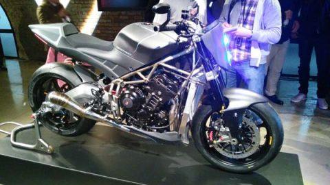 Британците Spirit Motorcycles показаха GP-Sport и GP-Street