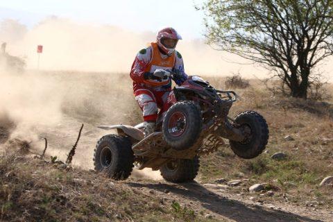 Георги Гочев спечели рали шампионата при ATV машините