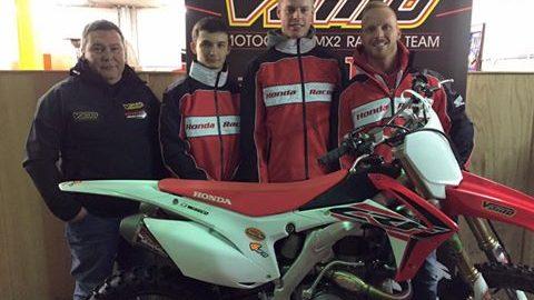 Майкъл Иванов с нов отбор в световното по мотокрос през 2017 година