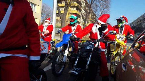 Мото-Коледа 2016 (СНИМКИ)