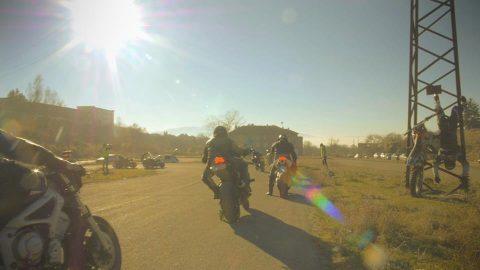 Sofia Riders показаха моторджийската версия на предизвикателството Mannequin Challenge (ВИДЕО)