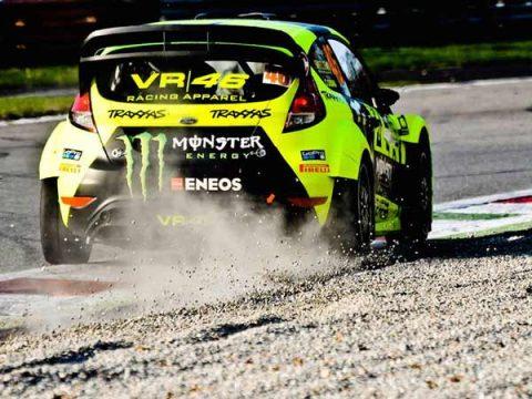 Пета победа за Валентино Роси в Рали Монца