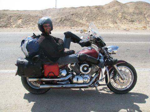 Вашата история: Димитър Анастасов за пътешествията и екзотичната страна на мотоциклетизма