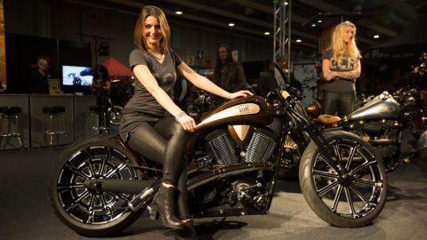 Motor Bike Expo  2017 отвори врати във Верона