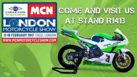 Live в Riders.Live: Carole Nash MCN Motorcycle Show стартира днес в Лондон