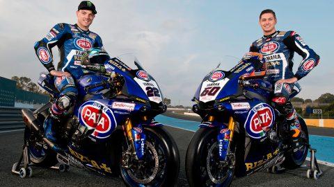 WSBK: Yamaha представи тима и мотоциклетите за сезон 2017