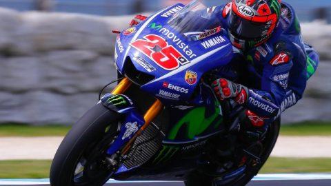 """MotoGP: Винялес най-бърз и в последния ден на """"Филип Айлънд"""""""