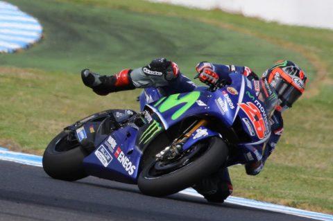"""MotoGP: Доминация на Винялес във втория ден от тестовете на """"Филип Айлънд"""""""