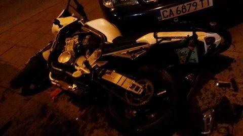 """""""Несъобразена скорост"""" била причината за двата паднали мотора на """"Сливница"""" вчера"""