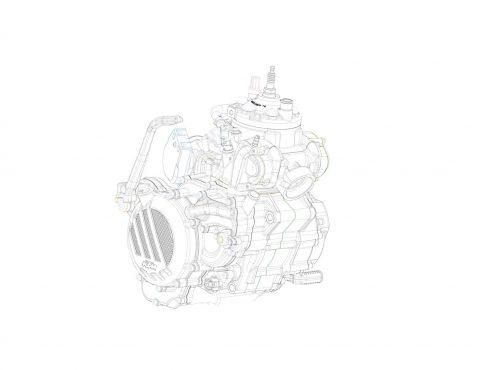 КТМ пуска на пазара нов двутактов двигател с инжекцион