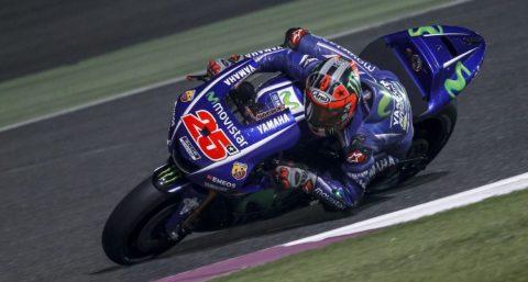 MotoGP: Винялес доминира и в последния предсезонен тест в Катар