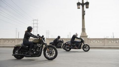 Harley-Davidson увеличава гамата си за 2017 с новия Street Rod