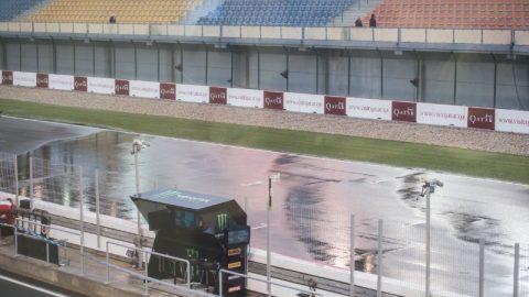 Ново 20 в MotoGP: Отмениха квалификациите, Винялес стартира от пол-позишън след FP3