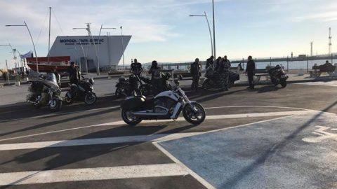 Откриването на мото-сезона в Бургас – за пръв път на Морска гара!