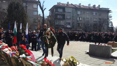Бургаските мотористи отбелязоха Деня на Освобождението