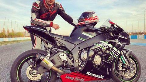 Христиан Христов от Sofia Riders дебютира в Балканското по мотоциклетизъм на писта този уикенд с Троян Мото Клуб