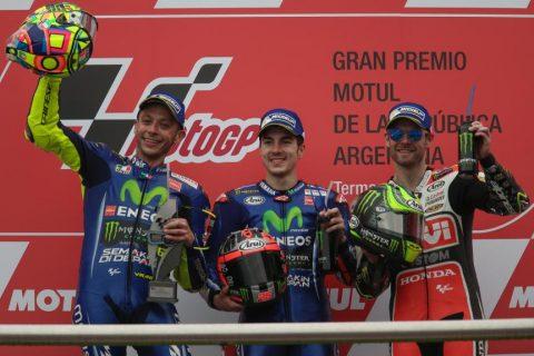 MotoGP: Най-интересните обиколки в Гран при на Аржентина – ГАЛЕРИЯ
