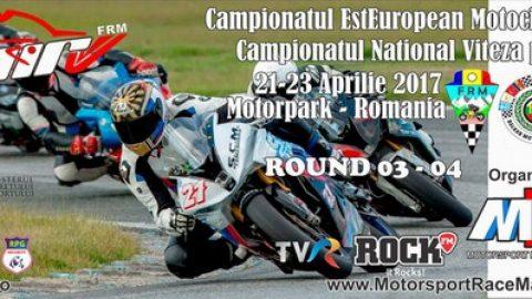 Балканският шампионат по мотоциклетизъм на писта продължава с два кръга в Румъния този уикенд